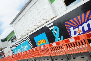 Smyths Toy Superstore and B&M will all be opening next month. Picture: Sarah Standing (090719-551)