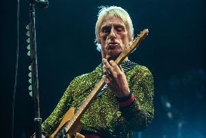 Paul Weller at Victorious Festival 2018. Picture: Vernon Nash (180424-1370)