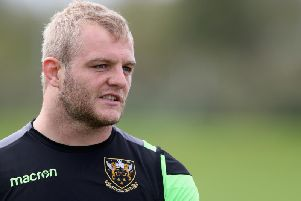 Mike Haywood will start against Harlequins on Friday night