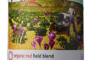 Te Quiero Organic Red Field Blend 2018,