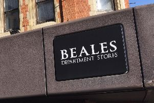 Department store chain Beales plans to open new Fareham store on Friday, November 8.