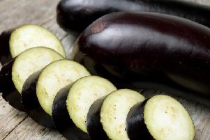 BBC Radio Solent's Lou Hannan says all you get from aubergines is nondescript mush