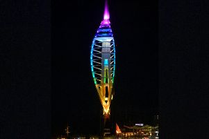 New Spinnaker Tower lighting system to launch at free public event