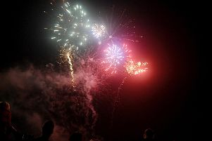 Stockheath Common in Leigh Park holds an annual fireworks display. Picture: Sarah Standing (180814-9015)