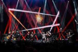 Marillion are at Portsmouth Guildhall on November 7, 2019.