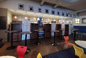 The Waterhole in the University of Portsmouth Students' Union building, in Cambridge Road, after bosses announced its closure in August. Picture: Charlotte Nurnberg