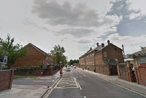 Milton Road and its junction with Priorsdean Avenue, left. Picture: Google Street View