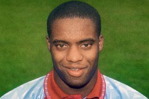 Dalian Atkinson died after being Tasered near his father's home in Telford in 2016. Picture: PA/PA Wire