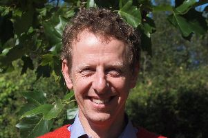 Trevor Pickup, chief executive of The Society of St James.