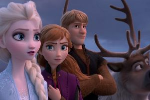 Characters from Disney's Frozen 2. Picture: Iceland/PA Wire