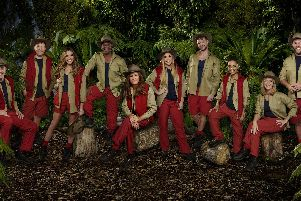 Full line-up of celebrities taking part in I'm a Celeb 2019. Picture: ITV/PA Wire