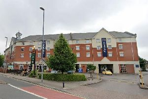 Travelodge in Kingston Crescent, Portsmouth. Picture: Google Street View