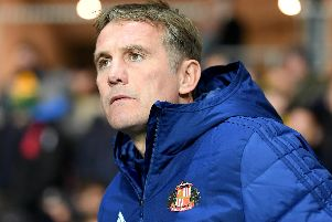 Sunderland manager Phil Parkinson. Picture: Alex Davidson/Getty Images
