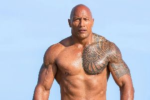 RIPPED: Will Rick look like Dwayne Johnson by Christmas?