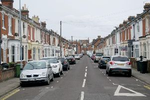 Manners Road, Southsea, Portsmouth.''Picture: Habibur Rahman
