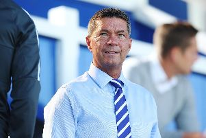 Chief executive Mark Catlin insists Pompey's January transfer business will be focused on recruiting instant first-team starters. Picture: Joe Pepler