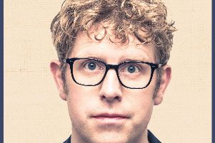 Josh Widdicombe will be at the Kings Theatre, Southsea, on November 19.
