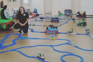 Chloe Cotton, who set up Trainmaster 18 months ago in Andover, is now bringing it to Portsmouth, Emsworth and Waterlooville.