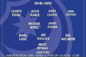 Neil Allen's Pompey team of the decade
