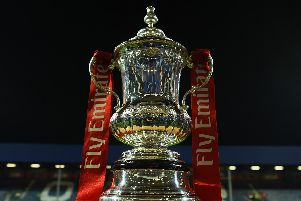 Pompey will play Altrincham in the second round of the FA Cup on Saturday, November 30, at Fratton Park    Picture: Mike Hewitt/Getty Images