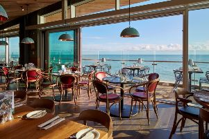 Bistrot Pierre Eastbourne has opened. Photo by Katie Nelson