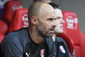 Rotherham boss Paul Warne. Picture: George Wood/Getty Images