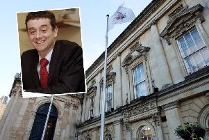 Children's Commissioner was sent into Northamptonshire in November last year but quit ten months later.