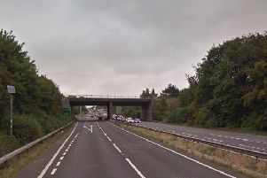 A file photo of the A34. Picture: Google
