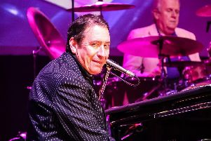 Jools Holland and his Rhythm & Blues Orchestra were at Portsmouth Guildhall on November 22, 2019.  Picture by Lorna Edwards