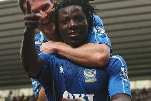 Took 15 games to score his first Pompey goal but went on to achieve hero status across 94 appearances for his whole-hearted graft