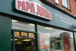 Deliveroo has just launched in Waterlooville, Papa Johns in Waterlooville and Havant will be available on the app.