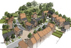 How the 108 home development in Drayton could look. Picture: Boyle and Summers Architecture and Masterplanning