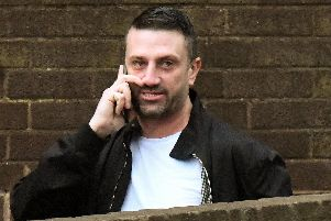 Rogue trader Scott Dungworth, 42, of Camcross Close, Paulsgrove, has been jailed for five years. Picture: (190107-0857)