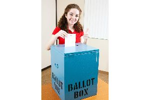 Is 16 to young to vote in a general election?