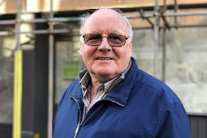 Gerry Gait, of Bedhampton, has vowed to vote for the Conservatives on December 12, 2019 because he believes it's the only way to get Brexit done. Picture: Byron Melton