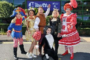 Dick Whittington is on at the Hawth Theatre, Hawth Avenue, Crawley from December 6 2019 to January 5 2020.