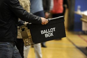 The General Election is on Thursday, December 12