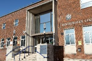 Portsmouth Magistrates' Court               Picture: Chris Moorhouse