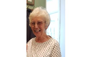 Christine Banerjee, one of the founders of the Rowans Hospice, who has died aged 79