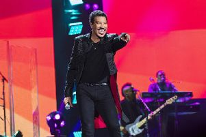 Lionel Richie will perform at Northampton