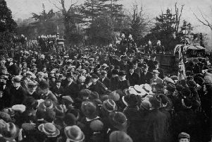 The Armistice Rugby's Celebration 1918 - Councillors,Guardians & Masters of Rugby School