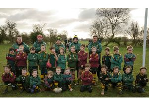 Old Laurentians Under 9s