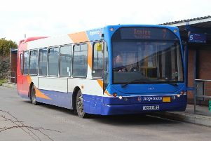 Check the Stagecoach Twitter account for the latest updates on services, ANL-190202-080026001