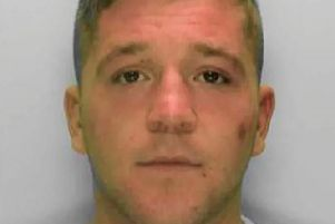 Joseph Albert Smith, 22, is wanted by Sussex Police