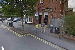 Cambridge Street near the junction of Clifton Road in Rugby. Photo from Google Street View.