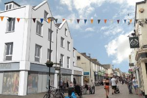 Plans for former Poundland site in Montague Street, Worthing