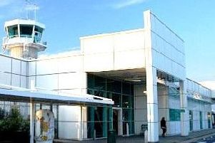 City of Derry Airport.