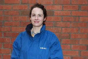 Charity worker, Maria Kane is urging local people to support Trocaire.