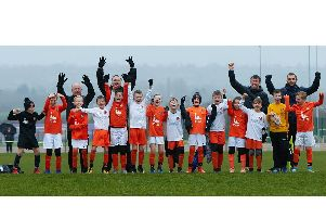 Rugby Town Under 10s Pumas and Boys ready for their last game together