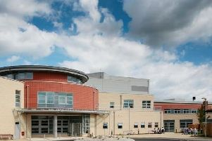Library image of Stoke Mandeville Hospital